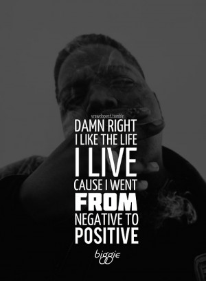 biggie smalls quotes about life