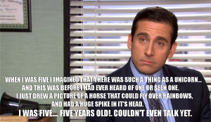 Michael Scott Quotes | The Office
