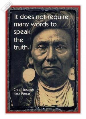 Speak the truth quote