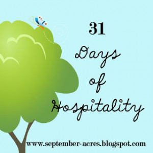 31 Days of Hospitality: Day 11 - Quotes