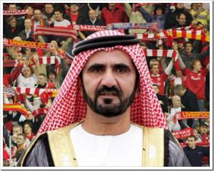 ufficialmente la notizia: lo sceicco Mohammed bin Rashid Al Maktoum ...