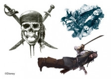 pirates of the caribbean tattoos pirates of the caribbean tattoos