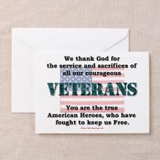 Thank God for our Vets