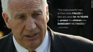 ... State leaders disregarded victims, 'empowered' Sandusky, review finds