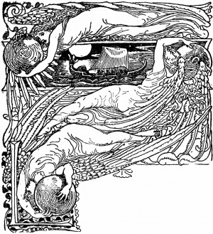 ... Walter Crane, Black And White, Art Journals, Image Results, Black Ink