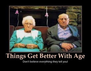 Five Getting Old Lessons to Be Learned From Aging