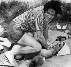 Funny - Elvis & Priscilla Presley Photo (25204938) - Fanpop