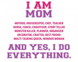 AM MOM Mothers Day Printable @ crazyloucreations.blogspot.com