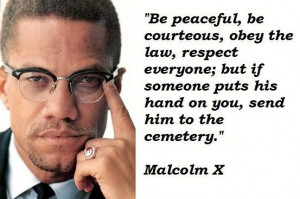 Malcolm x quotes 2