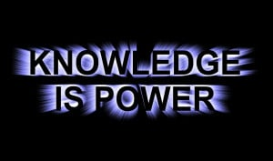 Knowledge Is Power Quotes Picture