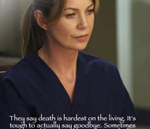 meredith grey, quotes, tumblr, mark sloan, grey's anatomy, callie ...