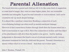 Parents of Estranged Adult Children