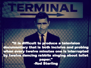 History of Competing Distractions [photo quote]