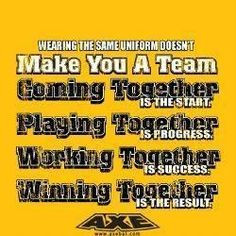 Softball Teamwork Quotes #softball #team #teamwork