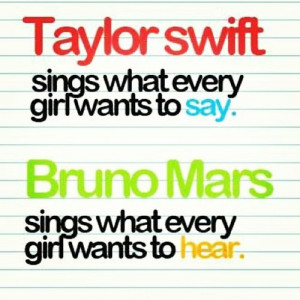 Sings What Every Girl Wants To Hear