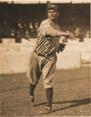 Zack Wheat , Dodgers' LF, 1919,--- BB-Reference