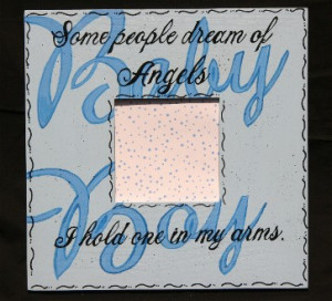 Quote Baby Boy Picture Frame!-quote picture frame, maternity ...