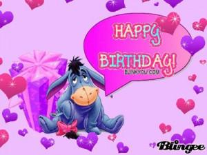 ... Quotes, Birthdays, Birthday Pictures, Happy Birthday From Eeyore