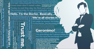 Eleventh Doctor's quotes by MandarineJuice