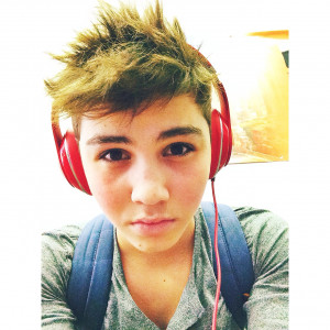Irresistable by One Direction with Sam Pottorff