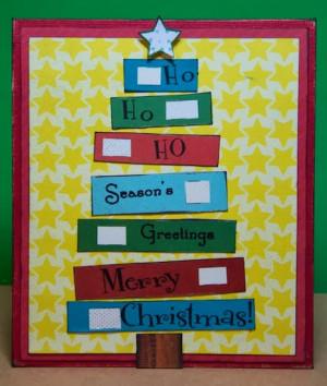 Christmas Tree Sayings And Quotes