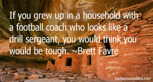 Brett Favre Quotes