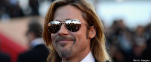 Brad Pitt attends the