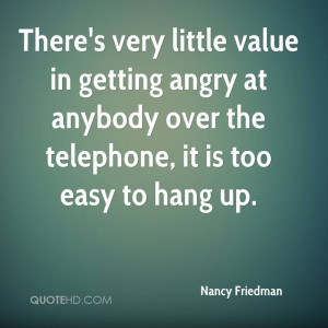 Nancy Friedman Quotes