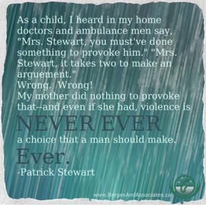 Domestic Abuse...
