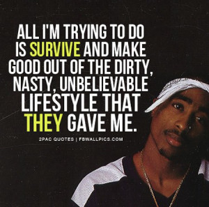 Tupac Love Quotes 2 pac quote