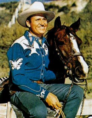 Gene Autry Picture Slideshow