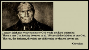 Geronimo Quotes 365 quotes read less