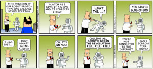 Calling all robots! Kill! Kill!