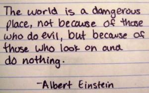 World Dangerous Place Live