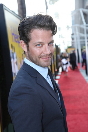 Nate Berkus The Help premiere picture Photo by Alex J Berliner