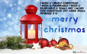 Merry Christmas Messages And Sayings For Cards In Hindi