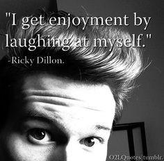 Ricky Dillon More