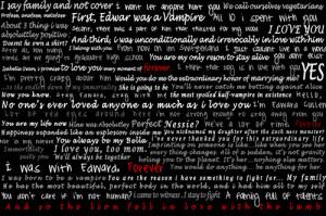 The Twilight Saga Quotes Heart