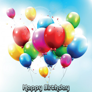 "... on "" Free Greeting Cards Happy Birthday Balloons with Quotes"