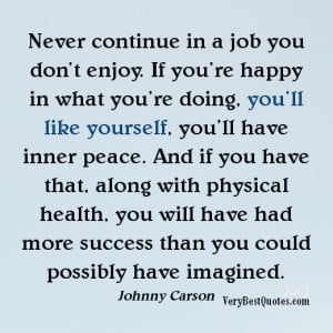 Job quotes, Inner Peace Quotes, Peace Of Mind Quotes