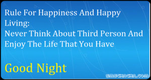 good night inspiring quotes