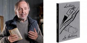 un combo CD/DVD accompagné d'un livret illustré, Fabrice Luchini ...