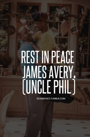 Fresh Prince R.I.P will smith uncle phil the fresh prince of bel air