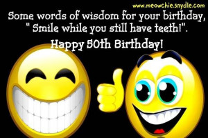 50th birthday quotes, cute, best, sayings, wisdom