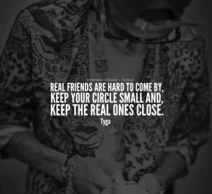 Tyga Quote