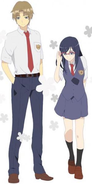 Uniforms (teens): Ano-Hi-Mita-Hana-no-Namae-o-Bo