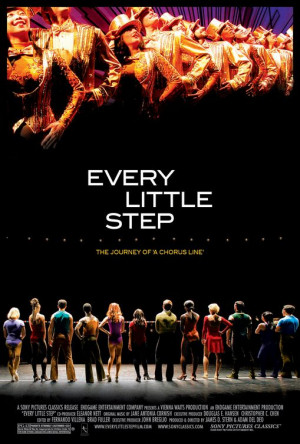 IMP Awards > 2009 Movie Poster Gallery > Every Little Step Poster