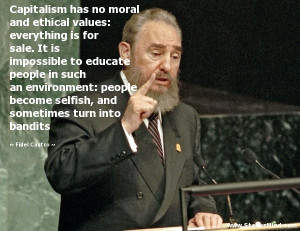 ... and sometimes turn into bandits - Fidel Castro Quotes - StatusMind.com