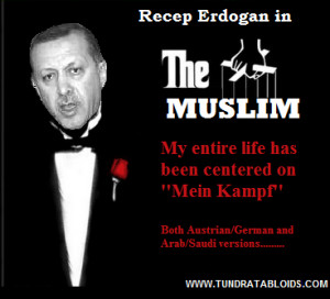 ERDOGAN'S 'KAMPF': FORMER CLASSMATE REMEMBERS TURK PM'S FIXATION ...