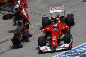 Fernando Alonso, Chinese GP 2010